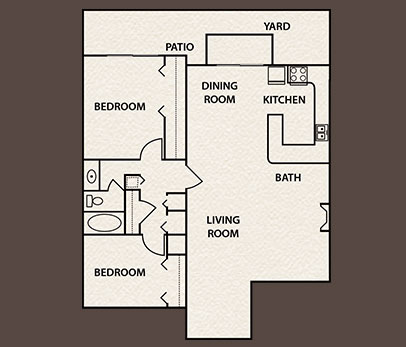 Estates at Wilhaggin Floor Plan C